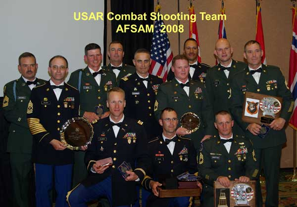 USAR Combat Team at 2008  AFSAM (Armed Forces Skill-At-Arms Meeting).