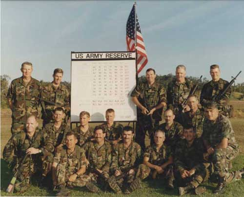 USAR shooters at 1992 AASAM