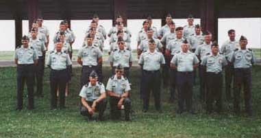 1995 USAR Service Rifle Team at Camp Perry