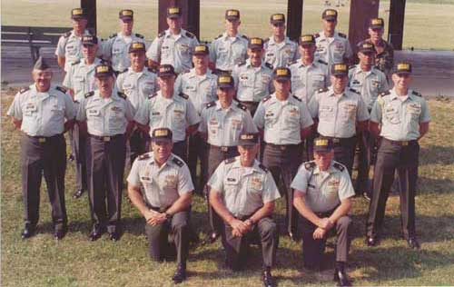 1997 USAR Service Rifle Team at Camp Perry
