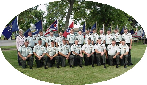 2000 USAR Service Rifle Team