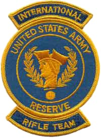 USAR International Rifle patch